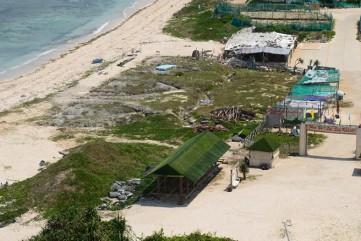 Quảng Ngãi: Công ty Đại Hùng Phong xây dựng trái phép, lấn đất quốc phòng
