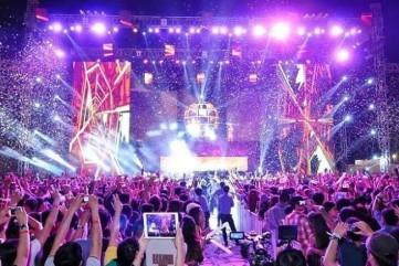 Nhanh chân về Quảng Ngãi quẩy tưng bừng với đại tiệc âm nhạc hoàn toàn FREE