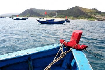 Lặn bắt ốc ở đảo Lý Sơn, một ngư dân tử nạn
