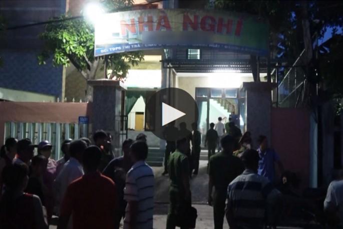 Video: Phá nhanh vụ án giết tình nhân từ hiện trường tự tử