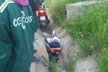 Tai nạn tại đường Võ Văn Kiệt rất nặng