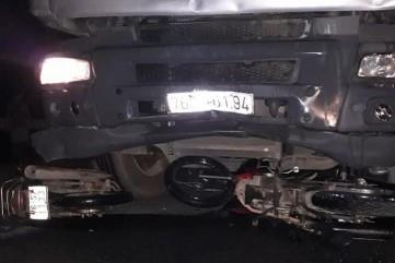 Tai nạn xe dăm kinh hoàng làm 8 người thương vong tại xã Bình Thuận