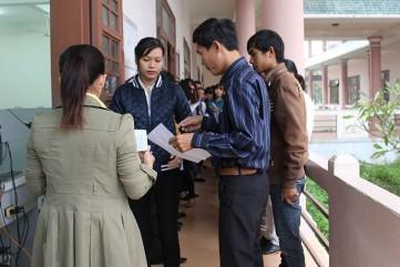 Cá nhân sai phạm trong thi tuyển giáo viên ở Bình Sơn bị xử lý thế nào?