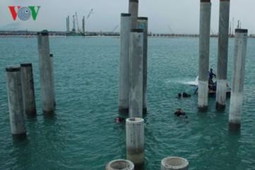 Quảng Ngãi tăng cường bảo vệ khu vực tàu cổ đắm